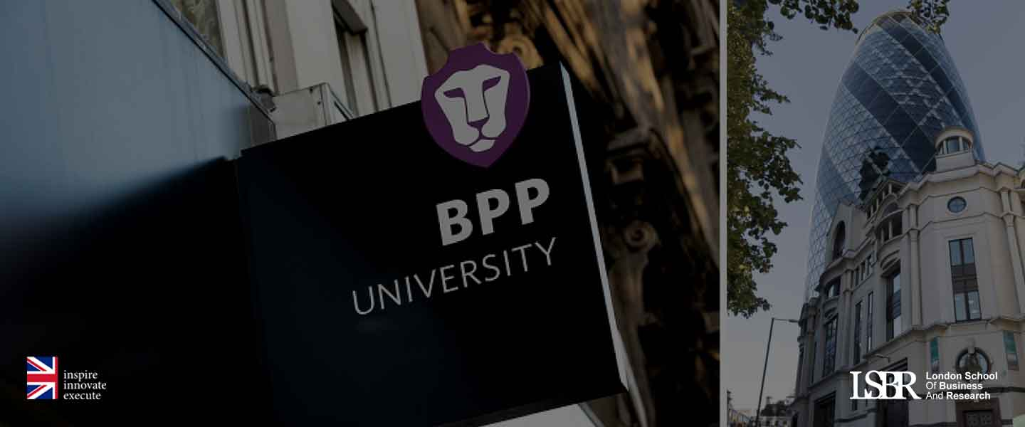 BPP-University, UK - University Progression