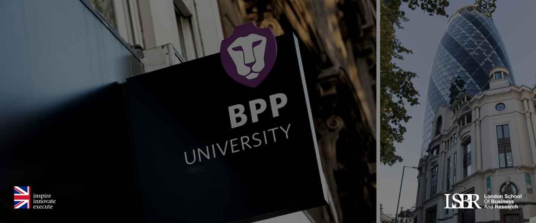 BPP-University, UK - University Progression