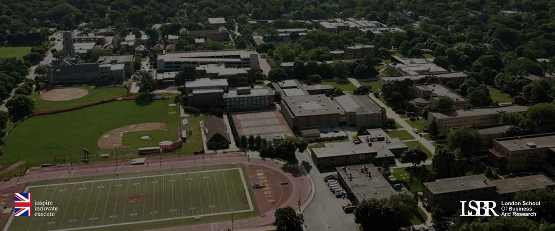 Concordia University, Chicago - University Progression