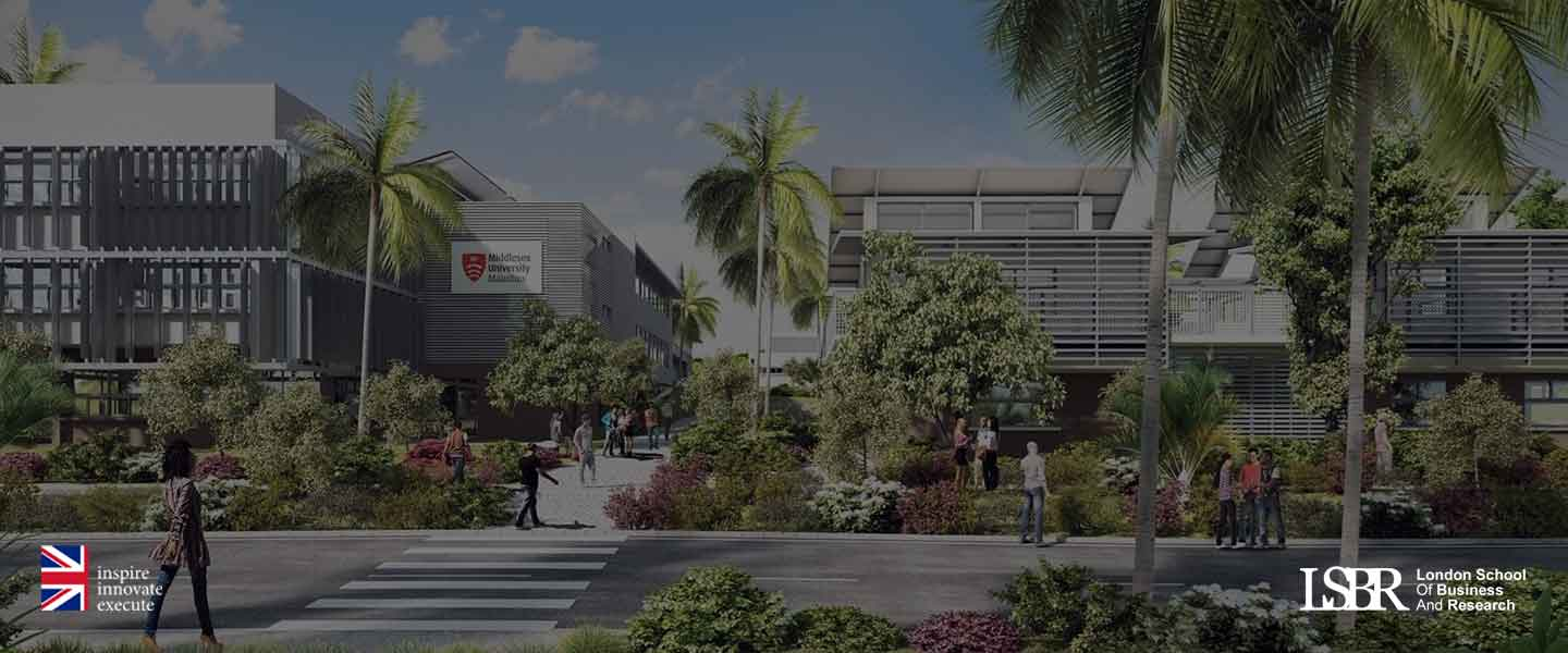 Middlesex University, Mauritius - University Progression