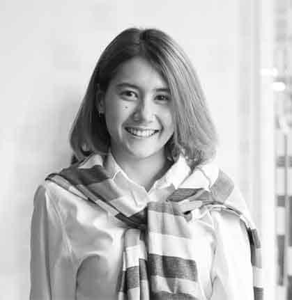 Amelia - Student of Strategic Management from LSBR, Singapore