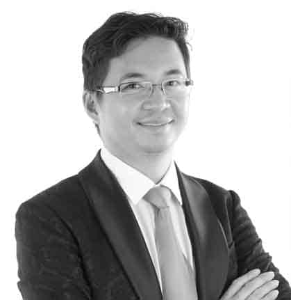 Bryan - Student of Masters in Business Administration (MBA) from LSBR, Singapore