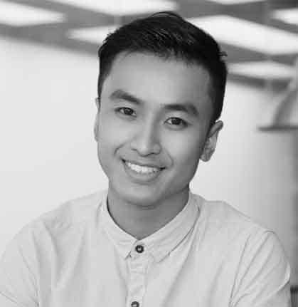 Salim - Student of Strategic Management from Singapore