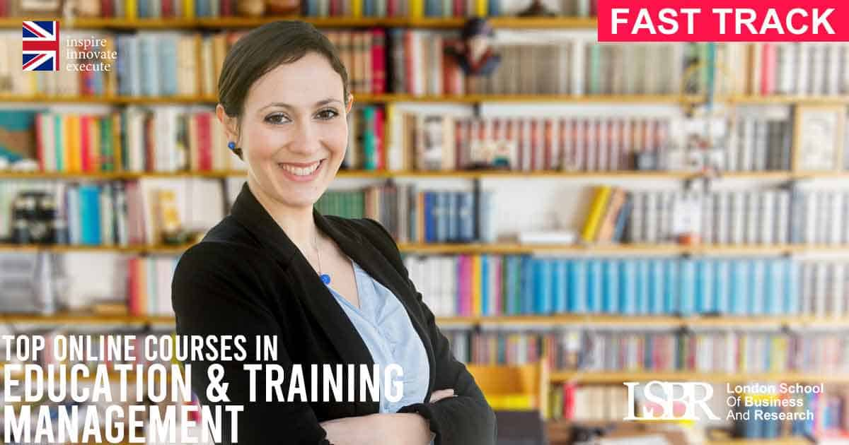 Fast Track Level 4 Diploma in Education and Training Management Online course