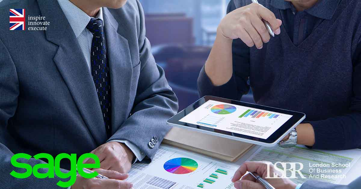 Online Sage Computerised Accounting (All 3 Levels) course from LSBR, UK