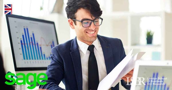 Online Level 1 Sage Computerised Accounting course from LSBR, UK