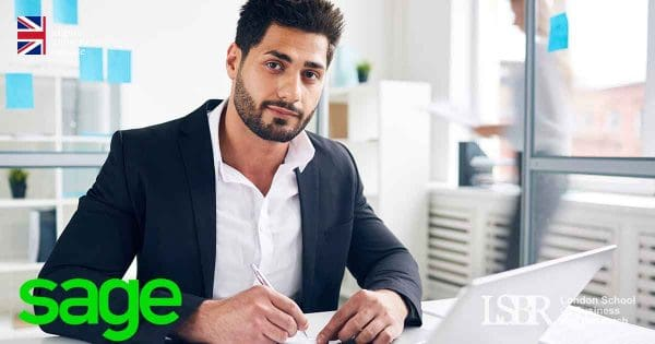 Online Level 2 Sage Computerised Accounting course from LSBR, UK