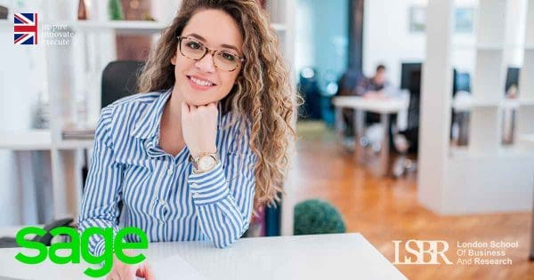 Online Level 3 Sage Computerised Accounting course from LSBR, UK