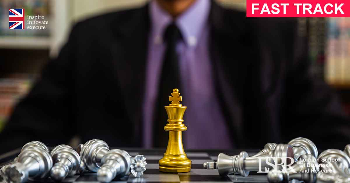 Online Level 8 Diploma in Strategic Management and Leadership course