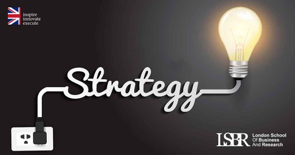 LSBR, UK - Level 7 Diploma in Strategic Marketing - Online Course