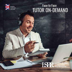 LSBR, UK | Tutor on-demand