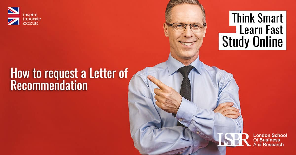 LSBR Blog: How to request a letter of recommendation