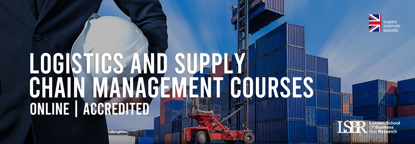 LSBR Online Logistics and Supply Chain Management qualifications