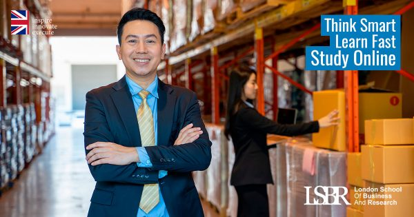 Online MSc in Logistics and Supply Chain Management Top-up from Chichester LSBR, UK