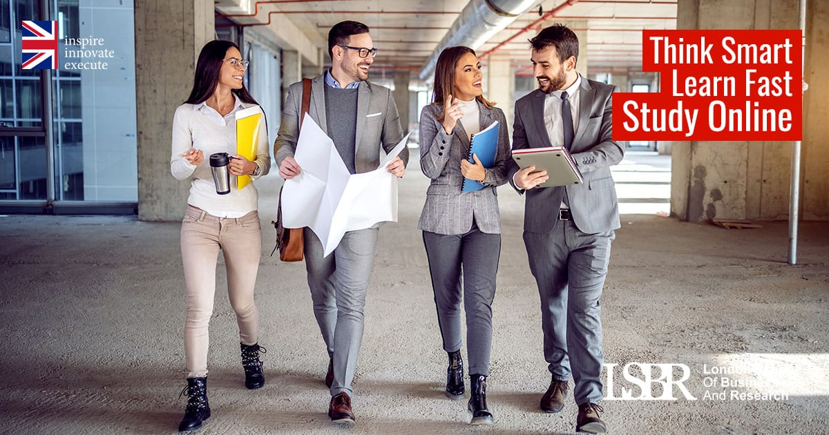 Online MSc in Project Management degree from Chichester LSBR, UK