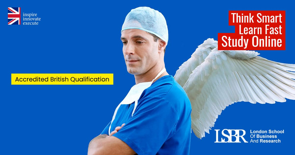MBA with Health and Social Care Management - 12 Months from LSBR, UK